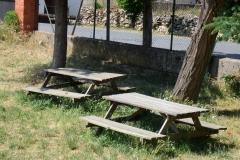 Colegio público abandonado
