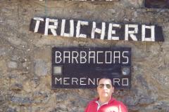En el Kanguro Truchero, Pineta, 2012