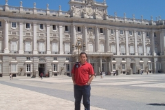 En el Palacio Real, 2004