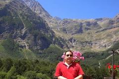 En el Valle de Pineta, 2012