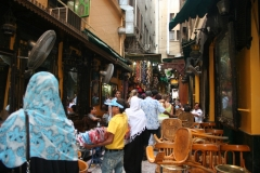 Jan el Jalili, El Cairo