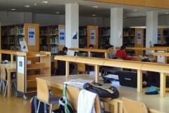 Biblioteca, Escuela Politécnica Superior, Huesca