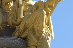 Fuente de las Musas, Huesca