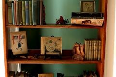 Libros en Farmer House