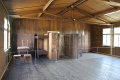 Mauthausen, barracones