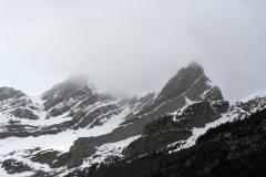 Valle de Pineta, invierno