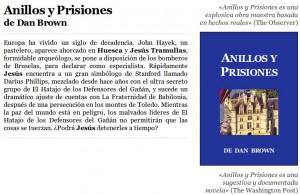 Anillos y prisiones