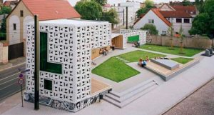 Arquitectura de biblioteca abierta