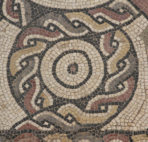 En el Museo de las Villas Romanas, en Almenara-Puras