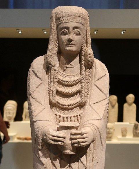 Escultura ibérica en el Museo Arqueológico Nacional
