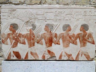 El Imperio Antiguo egipcio en el Neues Museum (Berlín)