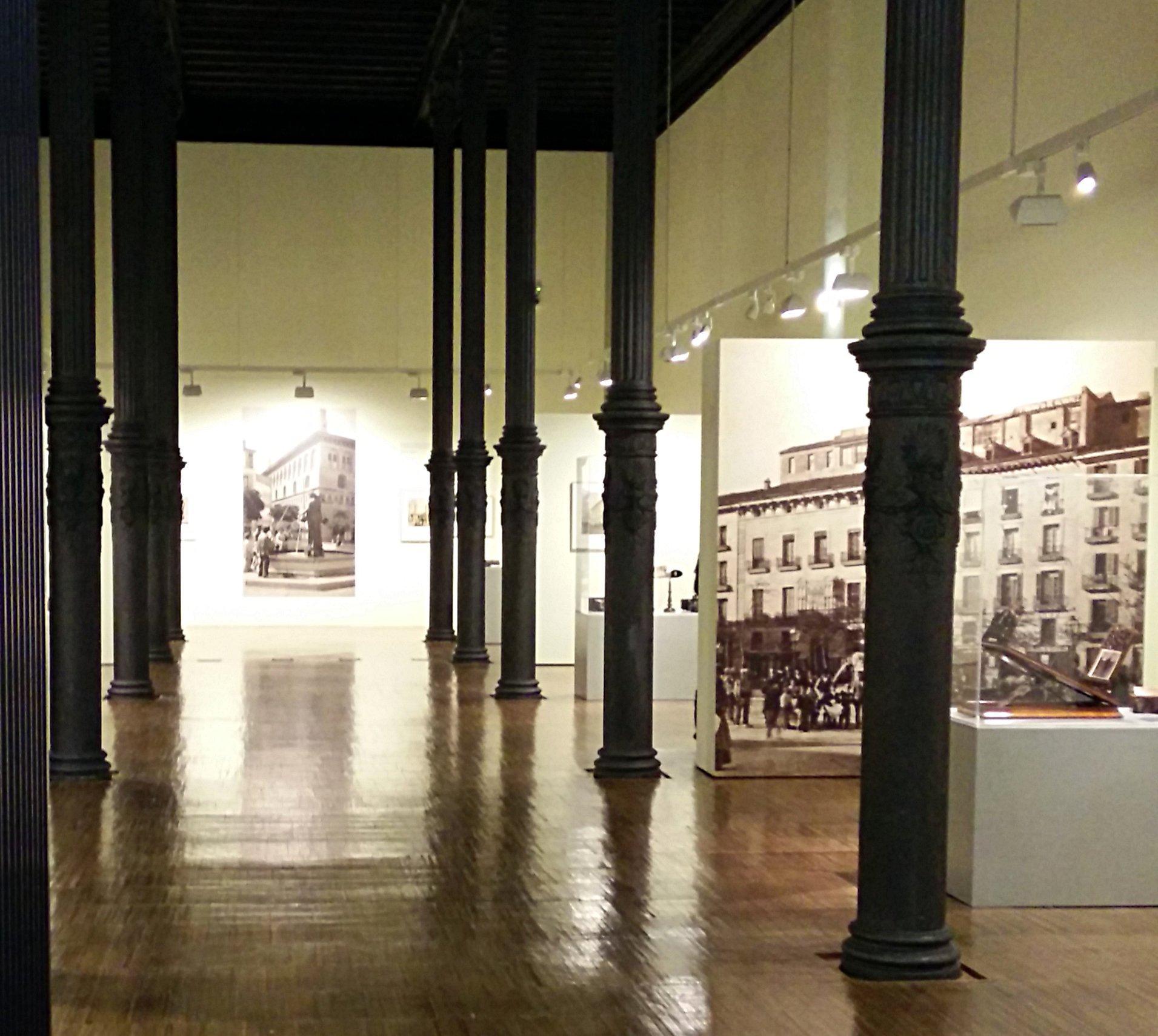 Zaragoza estereoscópica: la exposición